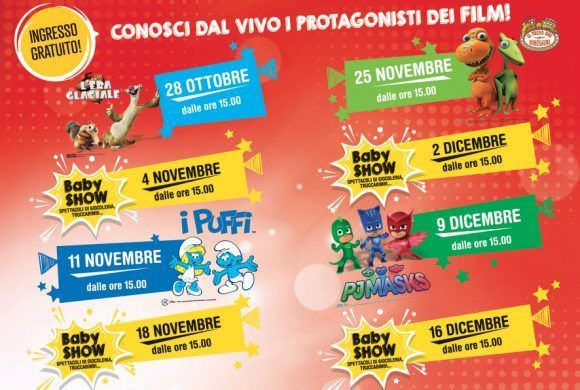 BabyShow&PJMASKS al JoyVillage