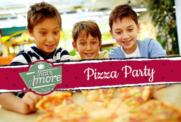 Pizza Party al That's Amore