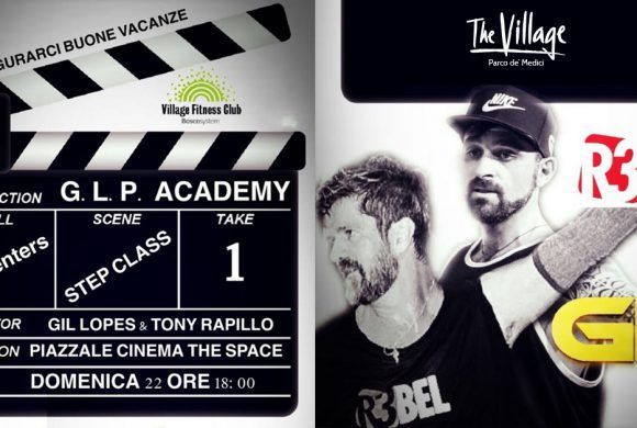 STEP CLASS – GIL LOPES & TONY RAPILLO