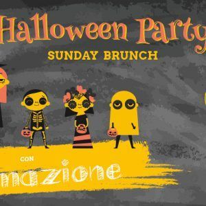 Halloween Sunday BRUNCH A ROMA? AL JACK BULLET!