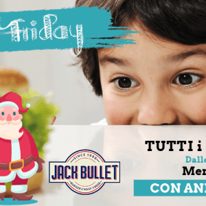 Kids Friday aspettando il Natale