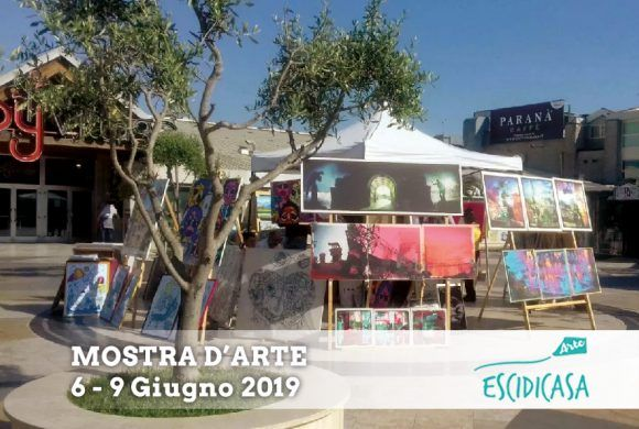 The Village incontra l'Arte – Escidicasa XII edizione