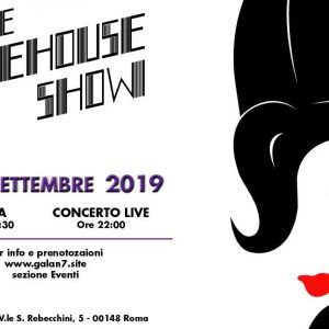THE WINEHOUSE SHOW