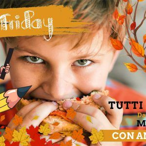 "Art Attak Cartoon al ""Kid's Friday"" per tutti i bambini!"