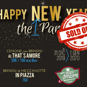 SOLD OUT / Capodanno al The Village