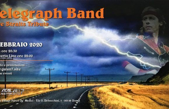 Telegraph Band – Tribute Band Dire Straits