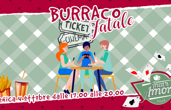 Domenica di Burraco e cinema al The Village